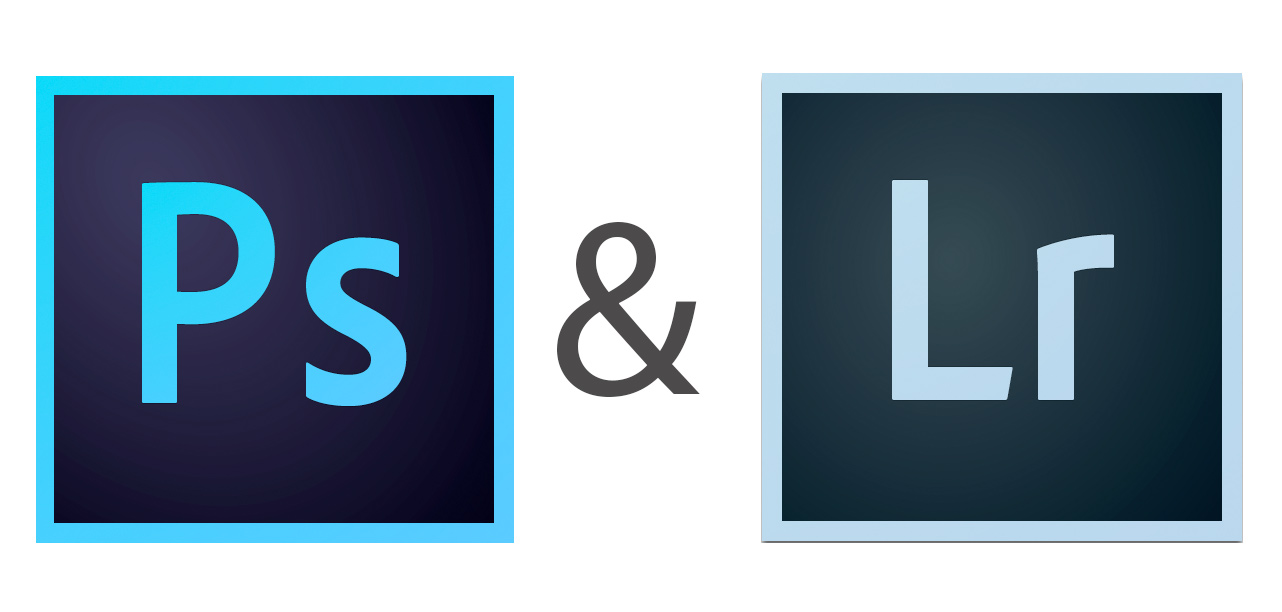 Photoshop & Lightroom Logo